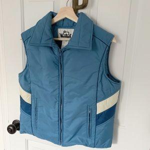Vintage Woolrich Puffer Ski Vest